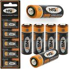 NGT LRV08 BATTERIES 12v Battery Bite Alarms Fishing VX VC Camo Leeda 1 2 3 5 10