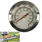 Grillthermometer 50°C-500°C Thermometer Ofenthermometer Edelstahl BBQ