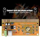 Double Players Arcade JAMMA to PC USB PS/3 Game Accessories Controller Board ZZ