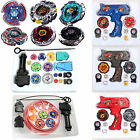 4D Launcher Grip Beyblade Set Metal Master Fusion Top Rapidity Fight Spielzeug