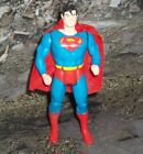 DC SUPER POWERS SERIES SUPERMAN  FIGURE WITH COMIC AND CARD 1984 KENNER