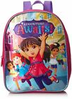 Nickeoldeon Girl's Dora and Friends Mini Backpack Pink New