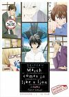 DVD Anime March Comes In Like A Lion Compete Series (1-22 end) English Subtitle