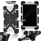 "Soft Silicone Shockproof Stand Cover Case For 7"" 8"" Nvidia Shield / Tegra Tablet"