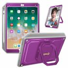 """For iPad Pro 10.5"""" 2017 Case Tuatara Rotating Grip Stand Shockproof Carry Cover"""