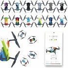 Colorful Waterproof PVC Stickers Decal Skin Wrap Protector For DJI Mavic Air RC