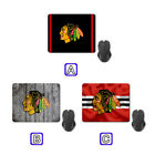 Chicago Blackhawks Mouse Pad Mat Computer Notebook Mice Mousepad $3.99 USD on eBay