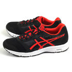 Asics Patriot 9 Black/Fiery Red/White Basic Running Shoes 2018 T823N-9023