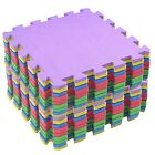 Large Soft Foam EVA Floor Mat Jigsaw Tiles Interlocking Play Kids Babies Puzzle
