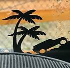 Jeep Windshield Window Tree Set inside decal sticker vinyl  PALM OR PINE CUSTOM