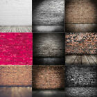 8X8/10X10FT Seamless Brick Wall Photography Backgrounds Vinyl Photo Backdrops