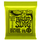 Ernie Ball Electric Guitar Strings Slinky Nickel Wound - 1 Pack
