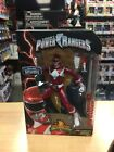 Bandai Mighty Morphin Power Rangers METALLIC RED RANGER Legacy Collection