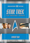Star Trek: The Original Series - Season Two (Blu-ray Disc, 2009, 7-Disc Set)