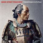 MANIC STREET PREACHERS - RESISTANCE IS FUTILE   VINYL LP+CD NEW+