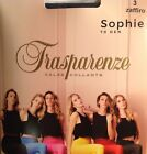 ITALY LUXURY COLORED TIGHTS 70 DEN OPAQUE NYLON PANTYHOSE, ZAPPHIRE + GIFT