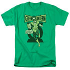 Green Lantern Retro Oath T-shirts for Men Women or Kids