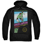 Green Lantern Box Art Pullover Hoodies for Men or Kids