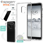 [FREE EXPRESS] Galaxy A8 Plus 2018 Case, Spigen Liquid Crystal Cover for Samsung