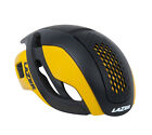 Lazer BULLET Road Bicycle Racing Cycling Adult Bike Aero Helmet BLACK YELLOW