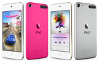 iPod Touch 6th Gen Apple Model A1574: 16GB 64GB Blue Gray Pink Silver Gold (MP3)