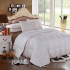 Royal Hotel Solid Goose Down Comforter (Four Season Fill )