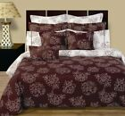 Cloverdale  11-Piece Bedding Set Reversible