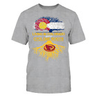 Iowa State Cyclones - Living Roots Colorado - T-Shirt - Officially Licensed image