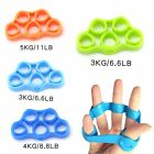 Hand Exerciser Finger Stretcher Grip Strength Wrist Exercise Finger Trainer Gym image
