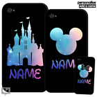 Disney PERSONALISED Phone Case for iPhone / Galaxy Fan Gift Disneyland Cover