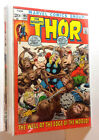 #195 MIGHTY THOR 1970s Marvel Comic Book- Fine (TH-195)