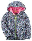 Внешний вид - Carter's Big Girls' Floral Print Jersey Lined Jacket Size 4 5/6 7/8 $44