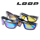 Loop Tackle V10 Sunglasses Polarised Performance Optics Lens Fishing Glasses