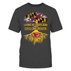 Iowa State Cyclones - Living Roots Maryland - T-Shirt - Officially Licensed image