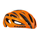 Lazer O2 Road Cycling Bicycle Adult Unisex Bike Helmet FLASH ORANGE