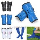 1Pair Kids Football Soccer Shin Pads Shin Guards Light Soft Foam Protect AU