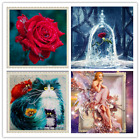 DIY 5D Diamond Embroidery Painting Cross Stitch Kit Home Art Wall Decoration