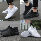 Mens Running Shoes Trainers Athletic Sneakers Gym Flyknit Walking Shoes