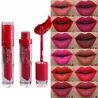 MISS ROSE Long Lasting Waterproof Soft Matte Lipstick Make-up Liquid Lip Gloss
