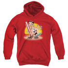 BETTY BOOP SURF Youth Hoodie Pull-Over $33.99 USD on eBay