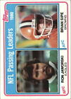 1981 Topps Football Cards 1-240 +Rookies - You Pick - Buy 10+ cards FREE SHIP $0.99 USD