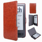 Hard Leather Protector Pouch Skin Case Cover For PocketBook 622/623 Touch New
