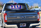 New York, Giants, Rear Window Graphics, We Can Make Custom Prints, Sticker on eBay