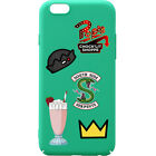 American TV Riverdale Jughead Hard Phone Case for IPhone Samsung Covers Skins