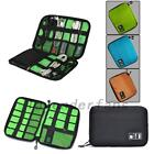 Cable Organizer Storage Bag Case USB Flash Drive Headsets Gadget Pouch AU