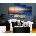 Colorful Modern Art Canvas Oil Painting Picture Print Home Wall Decor Unframed
