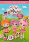 ADVENTURES IN LALAOOPSY LAND THE SEARCH FOR PILLOW (DVD, 2012) INCLUDES INSERT