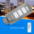 40W 60W LED Waterproof Solar Motion Activated Sensor Wall Street Light Outdoor