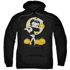 Betty Boop Vamp Pumkins Pullover Hoodies for Men or Kids $20.66 USD