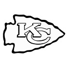 Kansas-City-Chiefs VINYL Decals Sticker  BUY 2 GET 1 FREE AUTOMATICALLY on eBay